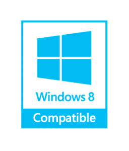 Compatible with Vista, Windows 7 and Windows 8